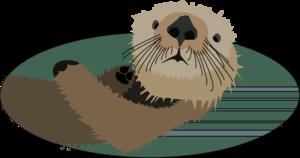 Otter PNG Transparent Image PNG Clip art