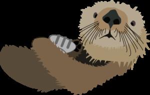 Otter Transparent Images PNG PNG Clip art