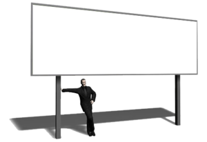 Outdoor Billboard PNG Image PNG images