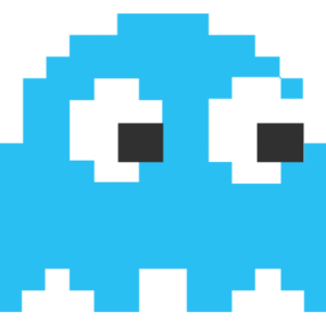 Pac-Man Ghost PNG File PNG Clip art