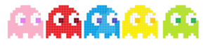 Pac-Man Ghost PNG Photos PNG Clip art