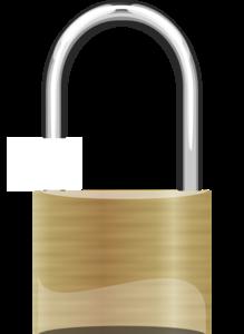 Padlock Transparent Background PNG Clip art