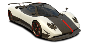 Pagani Transparent Background PNG Clip art