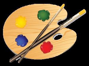 Paint Palette PNG Image PNG Clip art