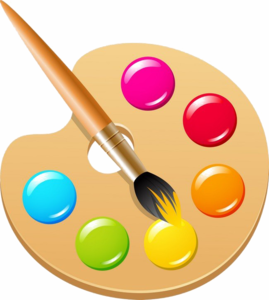 Paint Palette PNG Photos PNG Clip art