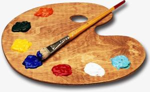 Paint Palette PNG Transparent Image PNG Clip art