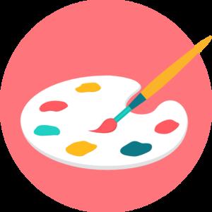Paint Palette Transparent PNG PNG Clip art