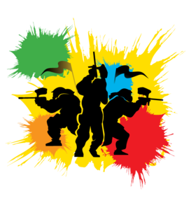 Paintball PNG Transparent Image PNG icon