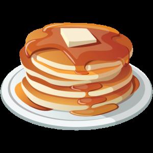 Pancakes PNG File PNG Clip art