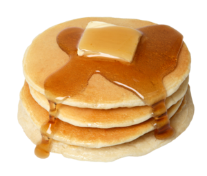 Pancakes PNG Pic PNG Clip art