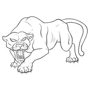 Panther PNG Pic PNG Clip art