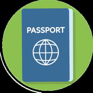 Passport PNG Transparent Picture PNG Clip art