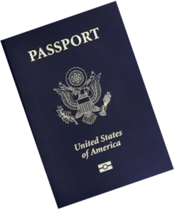 Passport Transparent Background PNG Clip art