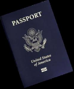 Passport Transparent Background PNG images