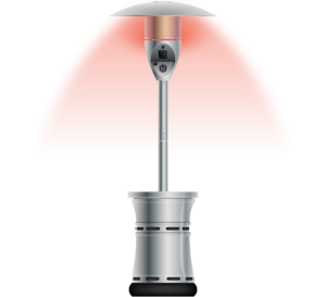 Patio Heater PNG Pic PNG Clip art