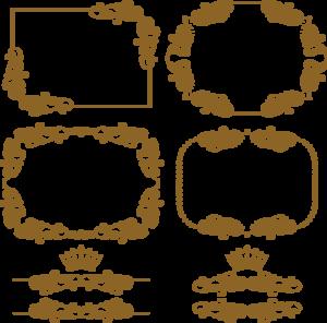 Pattern Border Download PNG Image PNG Clip art