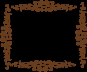 Pattern Border PNG Transparent Picture PNG Clip art