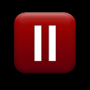 Pause Button PNG Photos PNG Clip art
