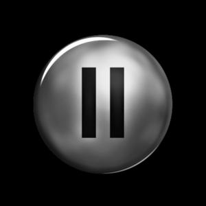 Pause Button Transparent PNG PNG Clip art