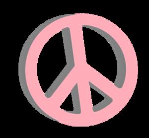 Peace Transparent Background PNG Clip art