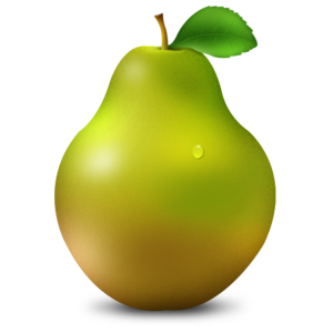 Pear Icon PNG PNG Clip art