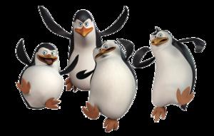 Penguins of Madagascar PNG Clipart PNG Clip art