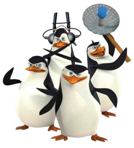 Penguins of Madagascar PNG HD PNG Clip art