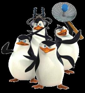 Penguins of Madagascar PNG HD PNG Clip art
