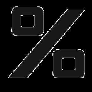 Percent PNG Image PNG Clip art