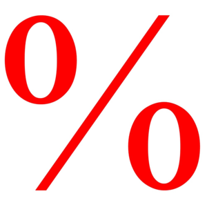 Percent PNG Photo PNG Clip art