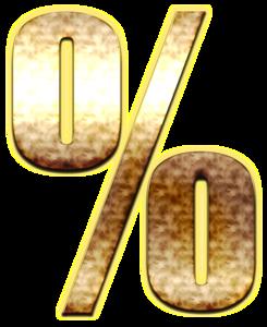 Percent PNG Transparent Image PNG Clip art