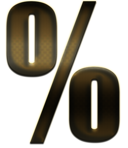 Percent Transparent Background PNG Clip art