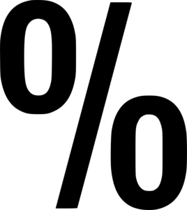Percentage PNG File PNG Clip art