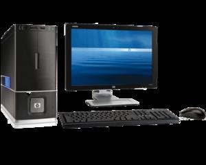 Personal Desktop Computer PNG PNG Clip art