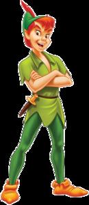 Peter Pan PNG Pic PNG Clip art