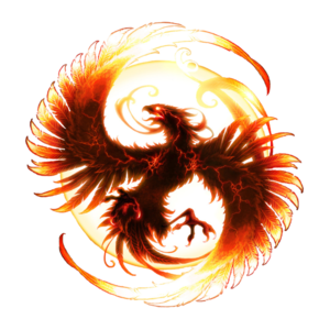 Phoenix PNG Photo PNG clipart