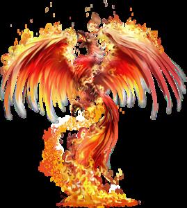 Phoenix Transparent Background PNG Clip art