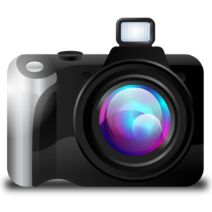 Photo Camera PNG Clip art