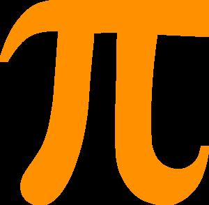 Pi Symbol PNG Image PNG Clip art