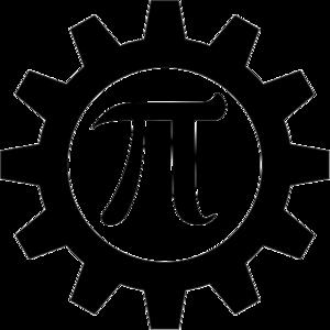 Pi Symbol Transparent Background PNG Clip art