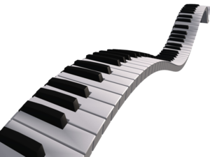 Piano Keyboard PNG PNG Clip art