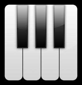 Piano Keys PNG PNG Clip art