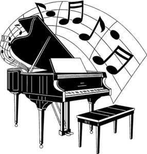 Piano Music Note Clip Art PNG PNG Clip art