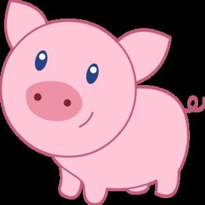 Piggy Transparent PNG PNG Clip art