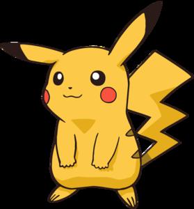 Pikachu PNG Photos PNG Clip art
