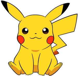 Pikachu PNG Transparent Image PNG Clip art