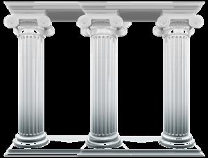 Pillar Background PNG PNG Clip art