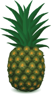 Pineapple PNG Download Image PNG Clip art