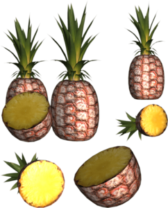Pineapple PNG Pic Background PNG Clip art