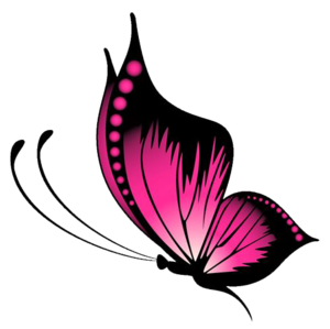 Pink Butterfly PNG File PNG Clip art
